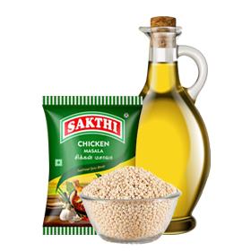 Foodgrains, Oil & Masala
