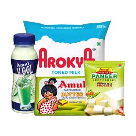 Milk & Milk Products