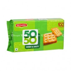 50-50 Sweet And Salty Biscuits