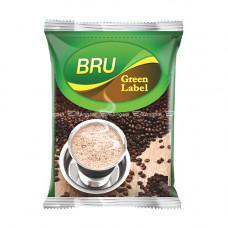 Bru Green Label Coffee Pouch
