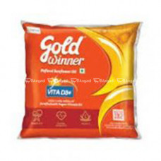Gold Winner Refined Sunflower Oil Pouch